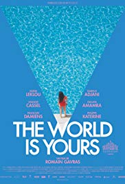 The World Is Yours (2019) หลบหน่อยแม่จะปล้น