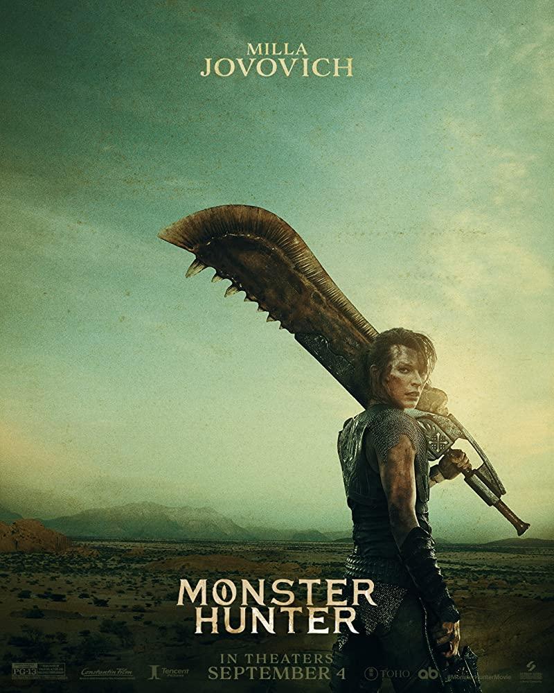 4k Monster Hunter (2020) มอนสเตอร์ ฮันเตอร์