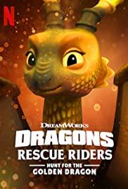 Dragons Rescue Riders Hunt for the Golden Dragon | Netflix (2020) ทีมมังกรผู้พิทักษ์ ล่ามังกรทองคำ