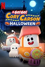 A Toot-Toot Cory Carson Halloween   Netflix (2020) Go! Go! ผจญภัยกับคอรี่ คาร์สัน วันฮาโลวีน