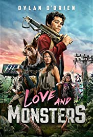 4k Love and Monsters (2020)