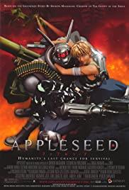 Appleseed (2004) คนจักรกลสงคราม ล้างพันธุ์อนาคต