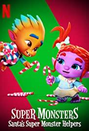 Super Monsters Santa's Super Monster Helpers (2020) อสูรน้อยวัยป่วน ผู้ช่วยซานต้า