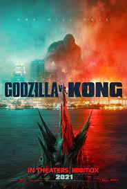 4k Godzilla VS Kong (2021)