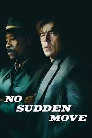 4k No Sudden Move (2021)