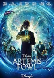 4k Artemis Fowl (2020)