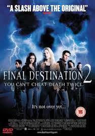 4k Final Destination 2 (2003) โกงความตาย แล้วต้องตาย ภาค 2