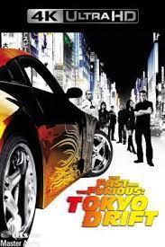4k Fast and Furious 3 Tokyo Drift (2006)