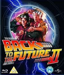 4k Back to the Future 2 (1989) เจาะเวลาหาอดีต 2