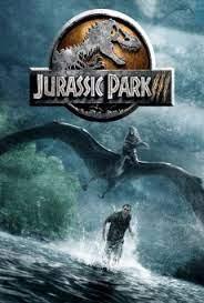 4k Jurassic Park 3 (2001)
