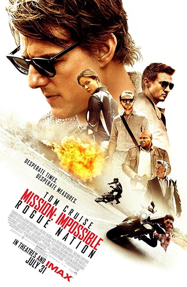 Mission Impossible ผ่าปฏิบัติการสะท้านโลก (2015) ภาค 5
