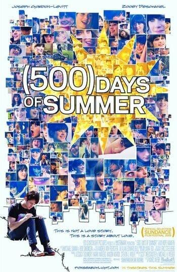 4k 500 DAYS OF SUMMER ซัมเมอร์ของฉัน 500 วัน ไม่ลืมเธอ (2009)
