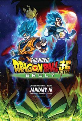 Dragon Ball Super Broly ดราก้อนบอล ซูเปอร์ โบรลี่ (2018)