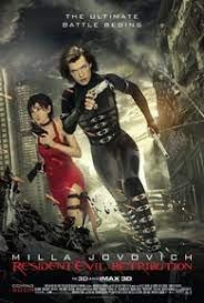 4k Resident Evil Completed (2012)