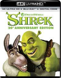 4k Shrek (2001)